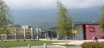 Campus de l'université de Savoie // DR