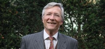 Rolf Tarrach, nouveau président de l'EUA //©EUA