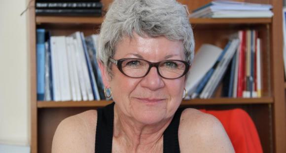 Dominique Gillot - sénatrice - rapporteur loi ESR - juin 2013 ©C.Stromboni