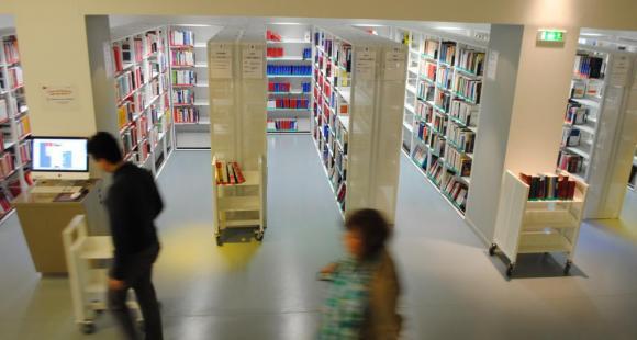 Université Paris 2 -  Panthéon Assas - Bibliothèque -