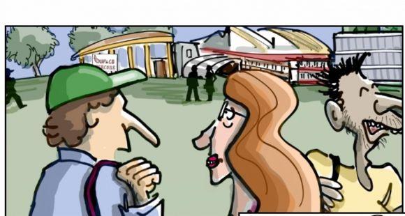 """""""Sup de cons"""", une caricature au vitriol de l'univers des écoles de commerce"""