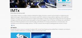 L'IMT publie ses Mooc sur les plates-formes FUN, Coursera et EdX. //©Capture d'écran