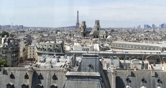 Trésors cachés. L'observatoire de la Sorbonne, latête dans les étoiles