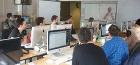 Université Paris Diderot - étudiants de licence professionnelle ©M.Oui - 2012