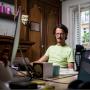 L'entrepreneur Albert Meige, directeur académique à HEC Paris, a été chargé avec l'IGAENR d'évaluer le plan Pepite depuis son lancement en 2013. //©Romain GAILLARD/REA