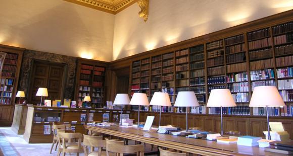 Bibliothèque de la Cour des comptes