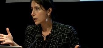 Joelle le Marec défend une connaissance scientifique critique et libre, hors de toute propagande. //©Joelle Le Marec