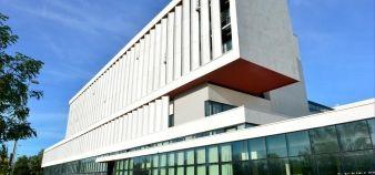 L'INP Toulouse vient d'inaugurer un amphi nouvelle génération alliant technologies et innovation pédagogique. //©Lydie Lecarpentier / R.E.A