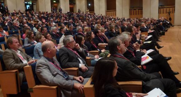 Les assises nationales de l'enseignement supérieur et de la recherche - ©O.Monod