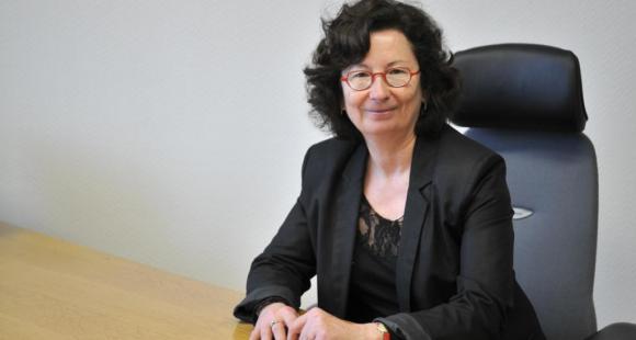 Fabienne BLAISE - Présidente de l'université  Lille 3