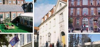 Deux cent ans après sa création, l'ESCP Europe est présente sur cinq campus en Europe.