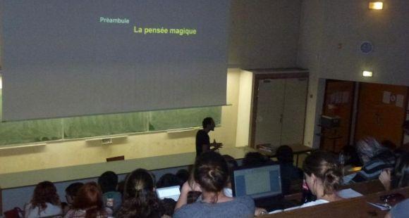 Cours d'esprit critique (zététique) - université Joseph-Fourier Grenoble 1