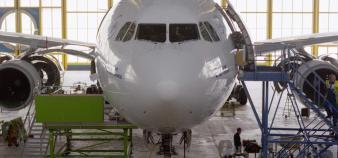 Maintenance d'un A330 // DR