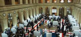 Forum emploi - Université Paris 2 - Assas - 2010 //©Paris2