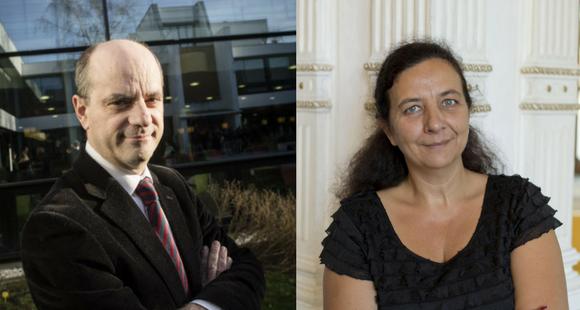 Jean Michel Blanquer et Frédérique Vidal