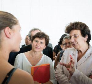 Frédérique Vidal annonce des ajustements pour la procédure Parcoursup. //©stephane-audras-rea-original