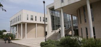 L'université d'Orléans au cœur d'une polémique budgétaire entre le président et ses opposants. //©Berti HANNA/REA