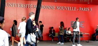 Paris 3 - Sorbonne Nouvelle //©Marie-Anne Nourry