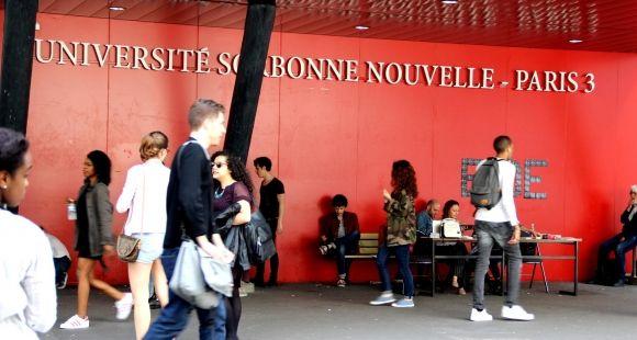Paris 3 - Sorbonne Nouvelle
