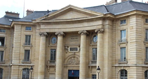 Université Paris 1 Panthéon Sorbonne - Site du Panthéon - Paris - Septembre 2015