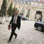 Thierry Mandon, secrétaire d'Etat à l'Enseignement supérieur et à la Recherche - Octobre 2015 (réunion à Matignon) //©REA - Hamilton