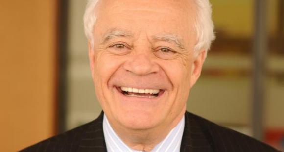 Olivier Mitterrand, futur président de la campagne de levée de fonds de l'Ecole polytechnique © Les Nouveaux Constructeurs