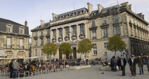 Université Bordeaux Segalen - le site de la Victoire © Université Bordeaux Segalen - L. Lizet