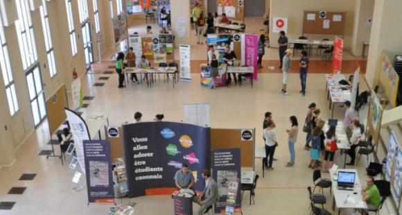 Forum université de Caen © Direction de la communication UNICAEN