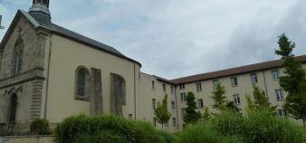Chapelle Saint-Alexis - Université de limoges // DR