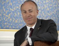 Philippe Jamet, nouveau président de la CGE.