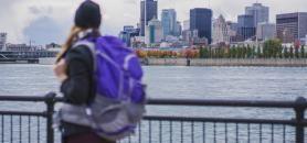 """Montréal prend la tête du classement """"Best Student Cities"""" de QS pour l'édition 2017. //©ImageSource/REA"""