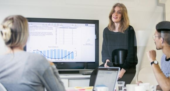 Science po chaire femmes et entrepreneuriat