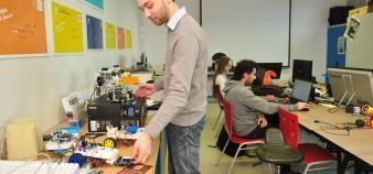 Le Techlab de Mines-Nancy pourrait s'enrichir d'une salle dédiée au travail en mode