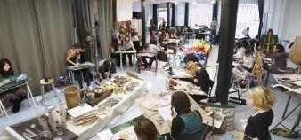 L'Atelier Chardon-Savard à Paris propose une formation de créateur de mode //©Atelier Chardon-Savard