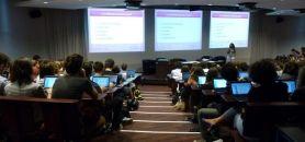 Amphi d'étudiants à Toulouse Business School © TBS