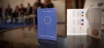 Depuis 2015, un projet pilote d'Erasmus des apprentis a permis à 4.500 alternants de faire un séjour d'études en Europe //©Hamilton / R.E.A
