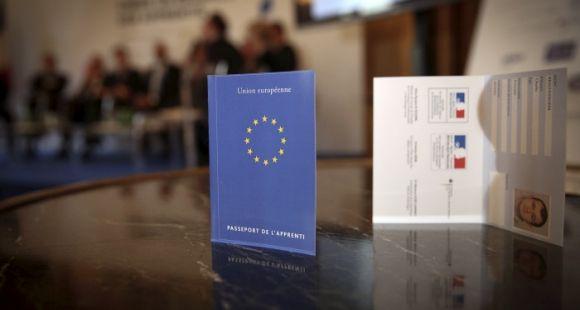Depuis 2015, un projet pilote d'Erasmus des apprentis a permis à 4.500 alternants de faire un séjour d'études en Europe