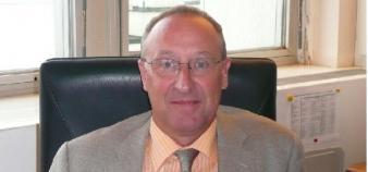 Bruno Goubet, directeur de l'Ecole des mines d'Alès