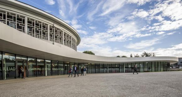 Avec Lilliad, l'université Lille 1 révolutionne la bibliothèque universitaire