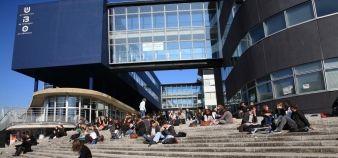 L'université de Bretagne occidentale planche sur les modalités d'examen des dossiers des lycéens dans Parcoursup. //©Benjamin Deroche