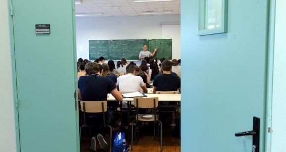 université sélection m1