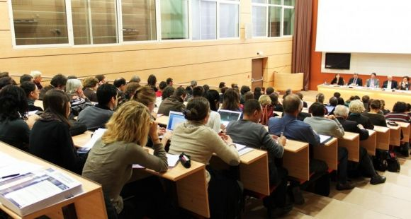 Université d'Auvergne-Clermont-Ferrand - Amphi de l'école de droit 2