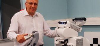 Raja Chatila, directeur de l'Institut des systèmes intelligents et de robotique // ©DR