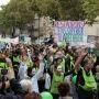 Manifestation Sciences en marche le 17 octobre 2014 à Paris - ©C. Stromboni