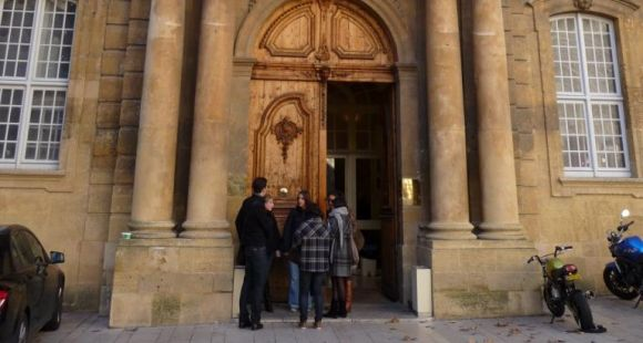 L'IEP d'Aix en Provence