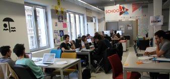 Le SchooLab accueille plus de 200 étudiants par an de différents profils et établissements. //©SchooLab