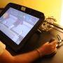 La VStation, un outil de réalité virtuelle développée par le centre de recherches Clarte //©Clarte