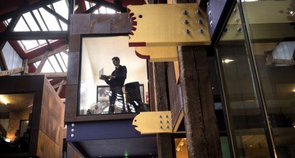 La cantine numérique à Nantes, un lieu d'echanges et de rencontres autour du web et de l'innovation numerique