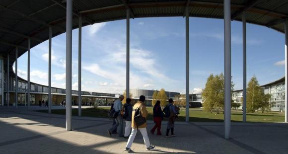 L'UTT (Université technologique de Troyes)