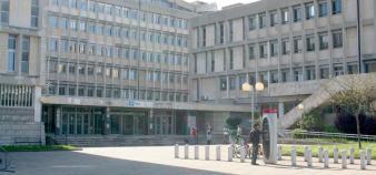 L'université Claude-Bernard Lyon 1 qui fait partie du projet de l'université cible.